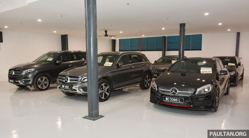 Mercedes-Benz Malaysia introduces new Certified pre-owned programme and Hap Seng Star Kinrara facility Image #866477