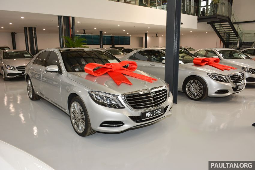 Mercedes-Benz Malaysia introduces new Certified pre-owned programme and Hap Seng Star Kinrara facility Image #866478