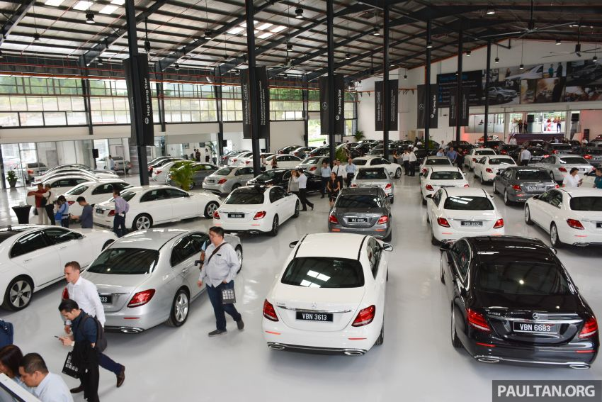 Mercedes-Benz Malaysia introduces new Certified pre-owned programme and Hap Seng Star Kinrara facility Image #866480
