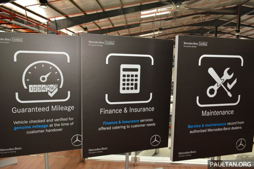 Mercedes-Benz Malaysia introduces new Certified pre-owned programme and Hap Seng Star Kinrara facility Image #866489