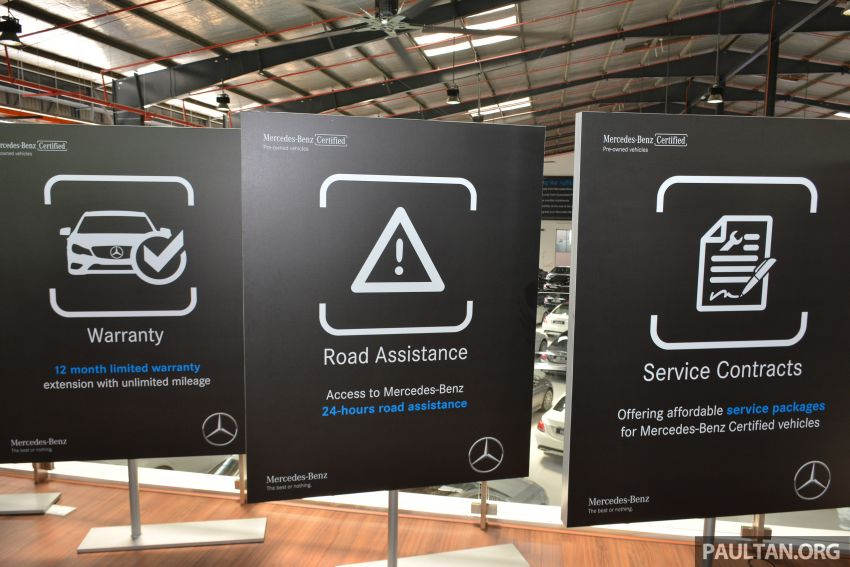 Mercedes-Benz Malaysia introduces new Certified pre-owned programme and Hap Seng Star Kinrara facility Image #866490