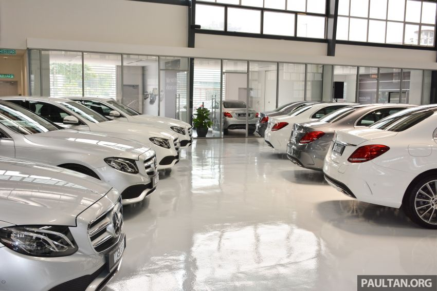 Mercedes-Benz Malaysia introduces new Certified pre-owned programme and Hap Seng Star Kinrara facility Image #866493