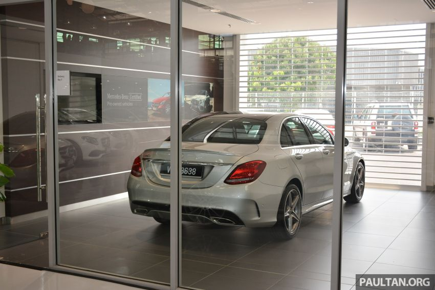 Mercedes-Benz Malaysia introduces new Certified pre-owned programme and Hap Seng Star Kinrara facility Image #866494
