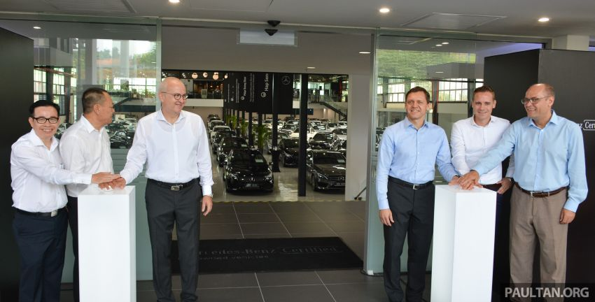 Mercedes-Benz Malaysia introduces new Certified pre-owned programme and Hap Seng Star Kinrara facility Image #866469