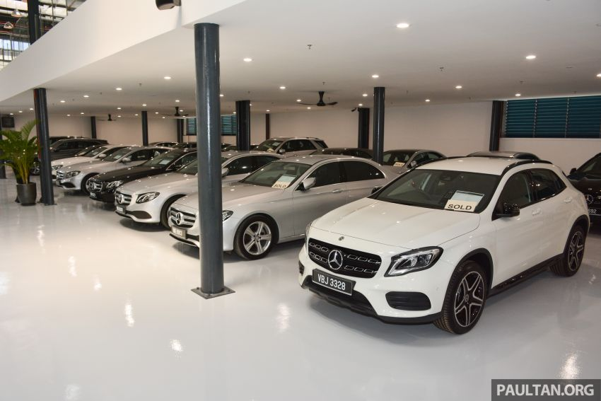 Mercedes-Benz Malaysia introduces new Certified pre-owned programme and Hap Seng Star Kinrara facility Image #866497