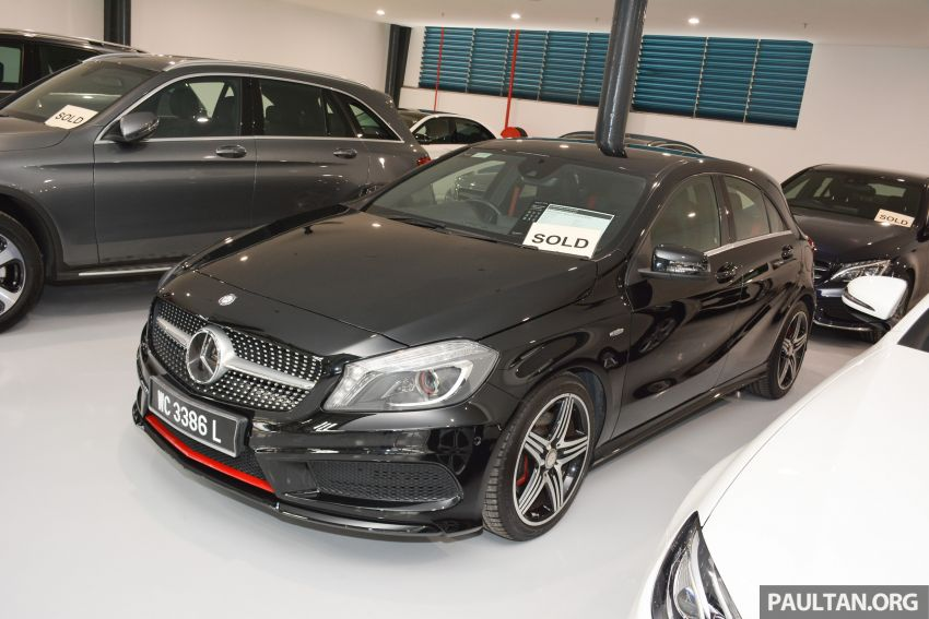Mercedes-Benz Malaysia introduces new Certified pre-owned programme and Hap Seng Star Kinrara facility Image #866498