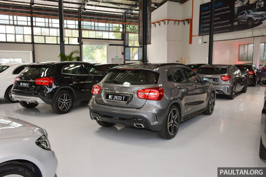 Mercedes-Benz Malaysia introduces new Certified pre-owned programme and Hap Seng Star Kinrara facility Image #866504