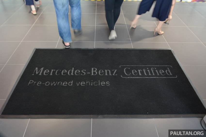 Mercedes-Benz Malaysia introduces new Certified pre-owned programme and Hap Seng Star Kinrara facility Image #866470
