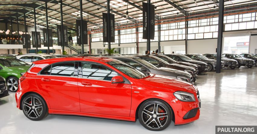 Mercedes-Benz Malaysia introduces new Certified pre-owned programme and Hap Seng Star Kinrara facility Image #866506