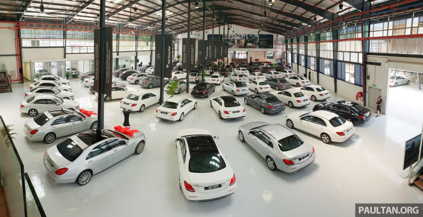 Mercedes-Benz Malaysia introduces new Certified pre-owned programme and Hap Seng Star Kinrara facility Image #866551