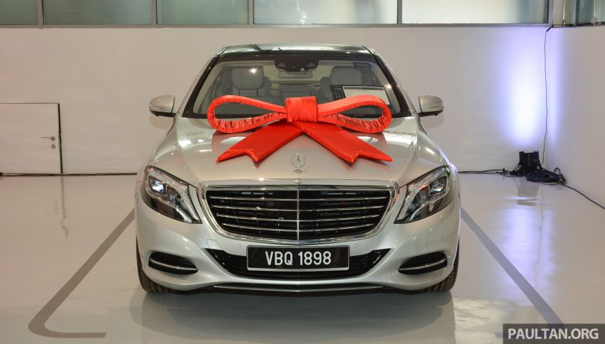 Mercedes-Benz Malaysia introduces new Certified pre-owned programme and Hap Seng Star Kinrara facility Image #866472