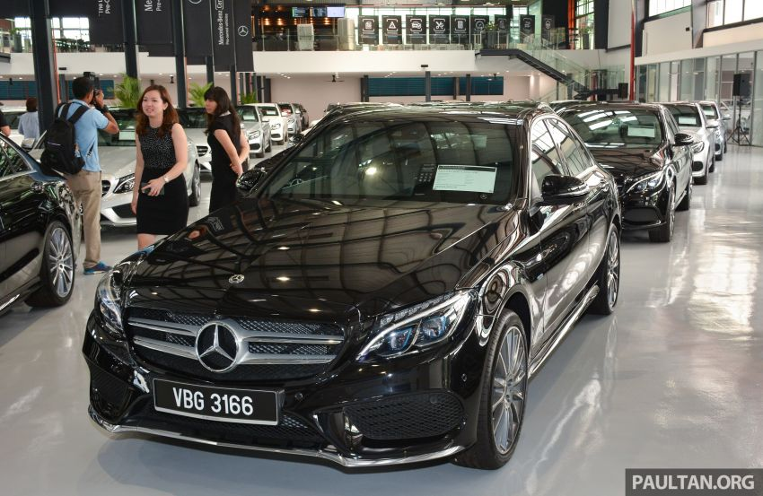 Mercedes-Benz Malaysia introduces new Certified pre-owned programme and Hap Seng Star Kinrara facility Image #866473
