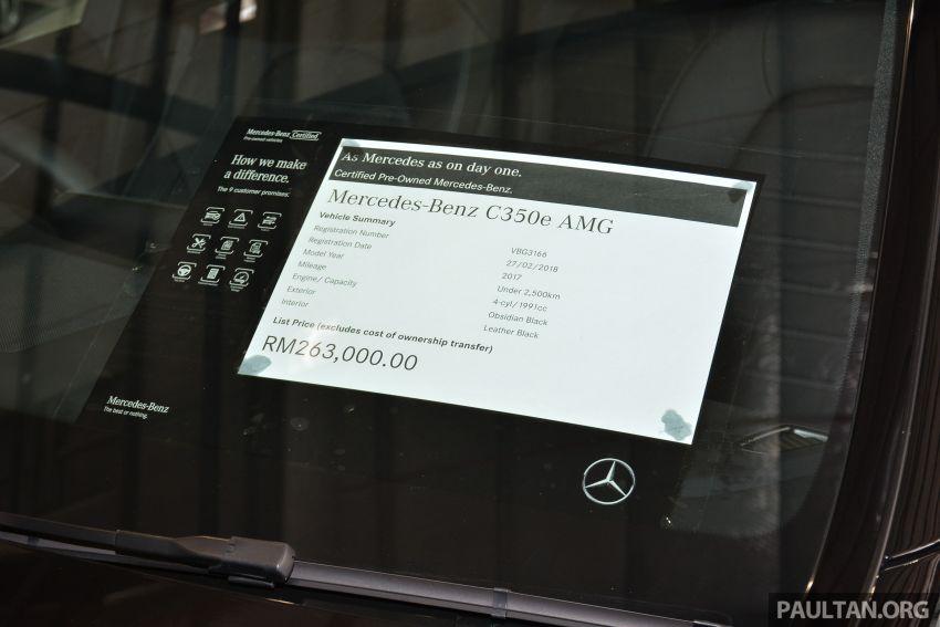Certified Pre Owned >> Mercedes-Benz Malaysia introduces new Certified pre-owned programme and Hap Seng Star Kinrara ...