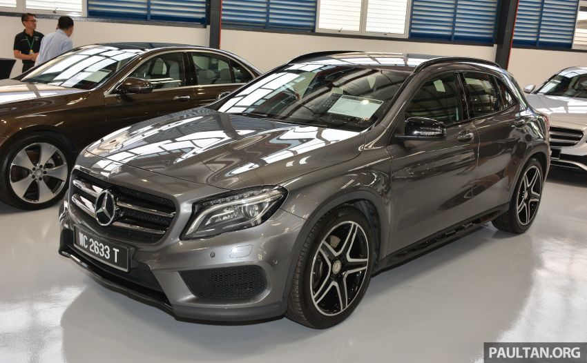 Mercedes-Benz Malaysia introduces new Certified pre-owned programme and Hap Seng Star Kinrara facility Image #866475