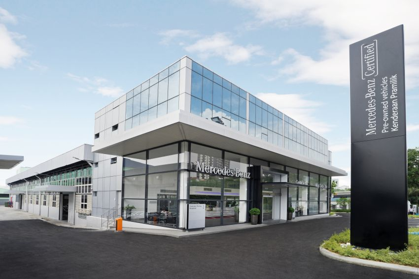 Mercedes-Benz Malaysia introduces new Certified pre-owned programme and Hap Seng Star Kinrara facility Image #866519
