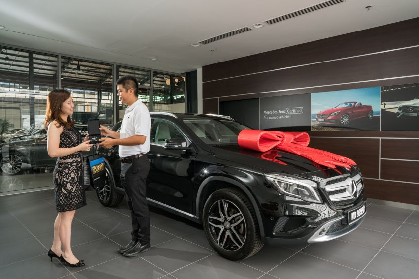 Mercedes-Benz Malaysia introduces new Certified pre-owned programme and Hap Seng Star Kinrara facility Image #866523