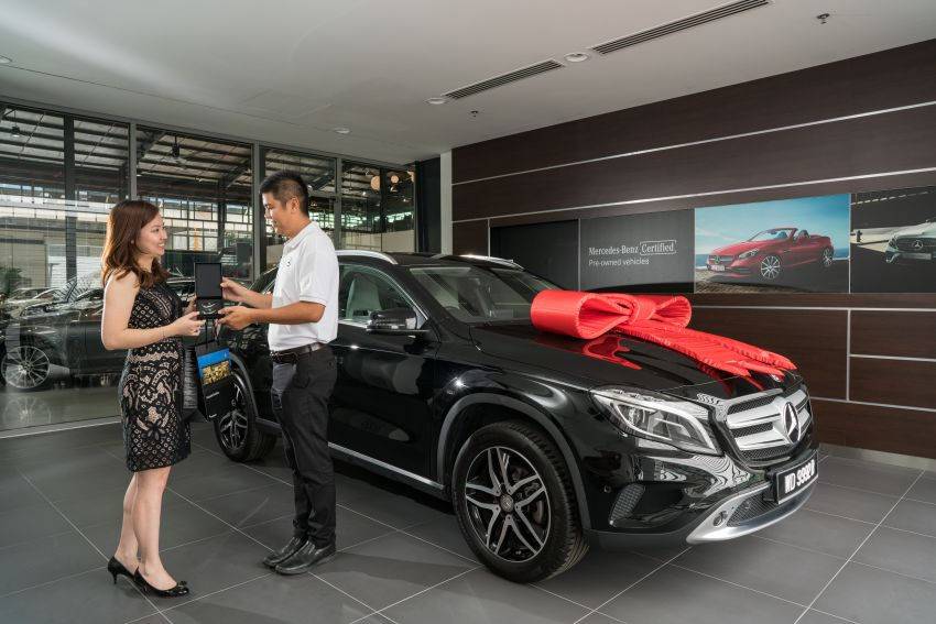 Mercedes-Benz Malaysia introduces new Certified pre-owned programme and Hap Seng Star Kinrara facility Image #866524