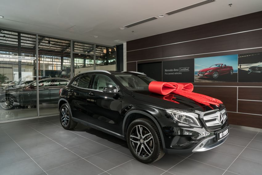 Mercedes-Benz Malaysia introduces new Certified pre-owned programme and Hap Seng Star Kinrara facility Image #866525