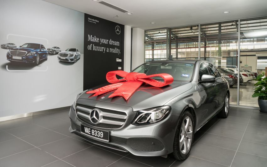 Mercedes-Benz Malaysia introduces new Certified pre-owned programme and Hap Seng Star Kinrara facility Image #866526