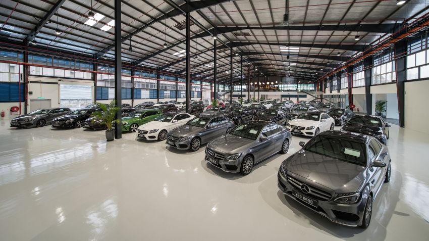 Mercedes-Benz Malaysia introduces new Certified pre-owned programme and Hap Seng Star Kinrara facility Image #866512