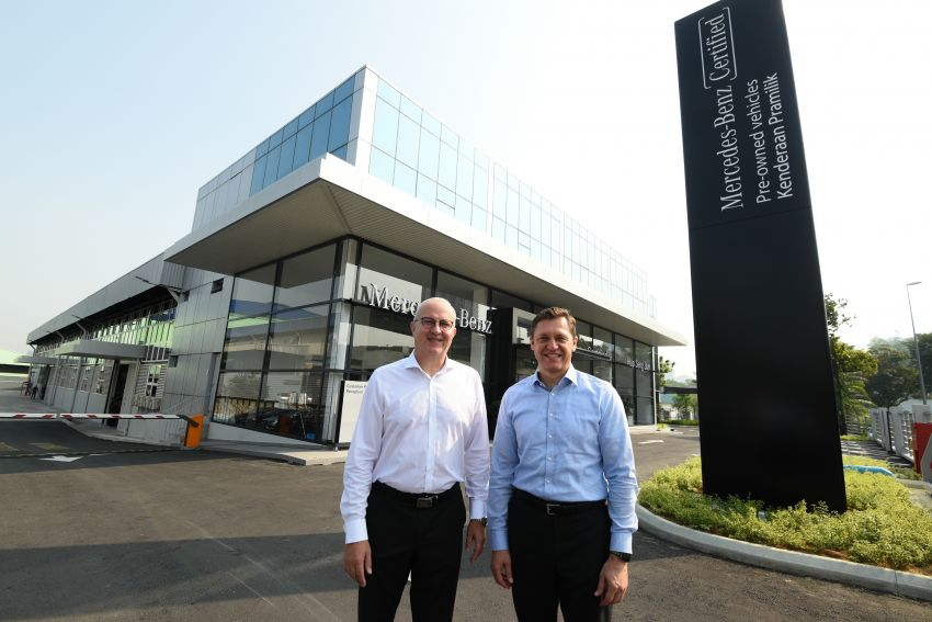 Mercedes-Benz Malaysia introduces new Certified pre-owned programme and Hap Seng Star Kinrara facility Image #866542