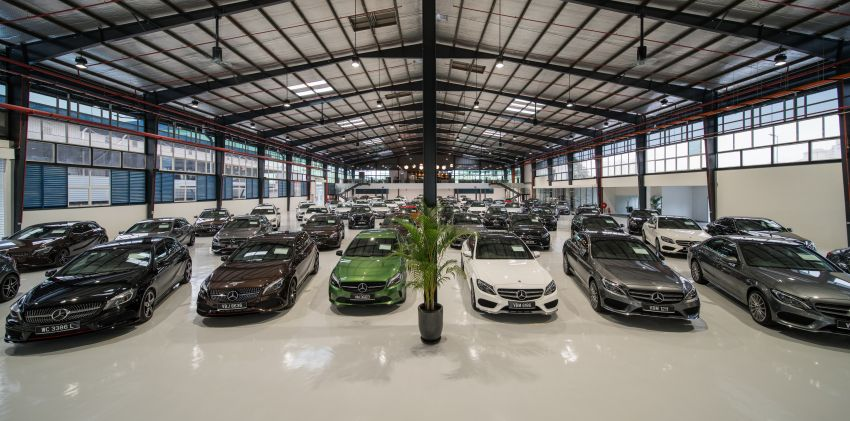 Mercedes-Benz Malaysia introduces new Certified pre-owned programme and Hap Seng Star Kinrara facility Image #866513