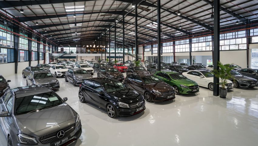 Mercedes-Benz Malaysia introduces new Certified pre-owned programme and Hap Seng Star Kinrara facility Image #866514
