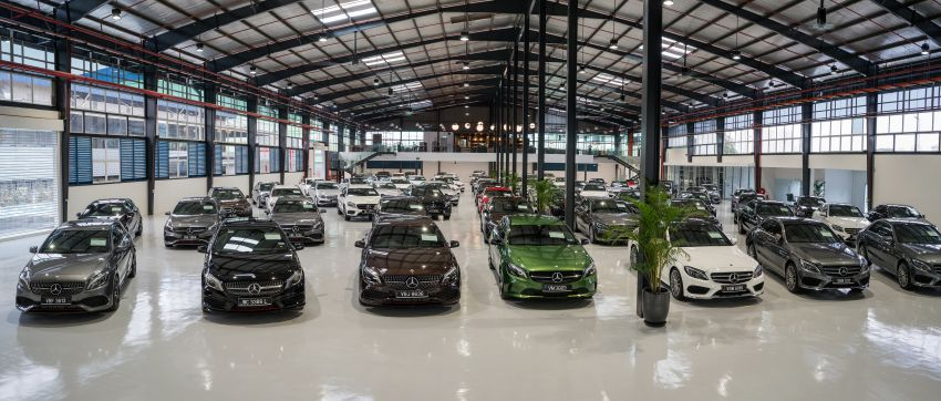 Mercedes-Benz Malaysia introduces new Certified pre-owned programme and Hap Seng Star Kinrara facility Image #866515