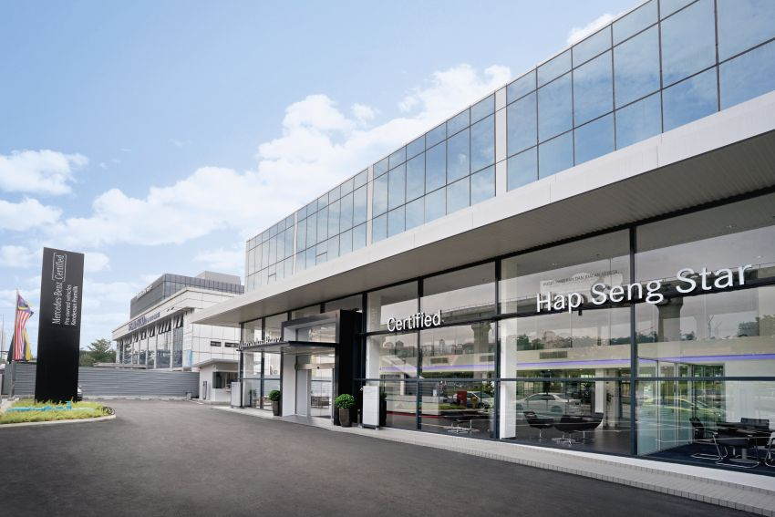 Mercedes-Benz Malaysia introduces new Certified pre-owned programme and Hap Seng Star Kinrara facility Image #866517