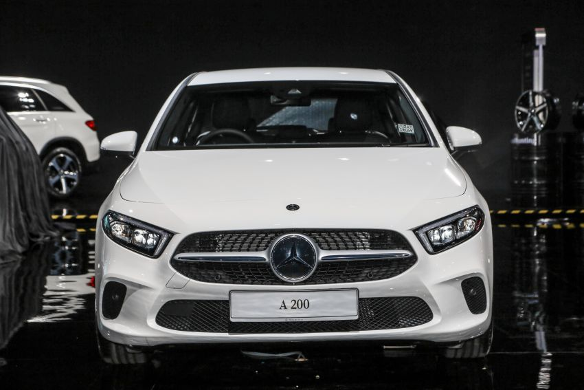 W177 Mercedes-Benz A-Class launched in Malaysia – A200 Progressive Line, A250 AMG Line, from RM228k Image #874872