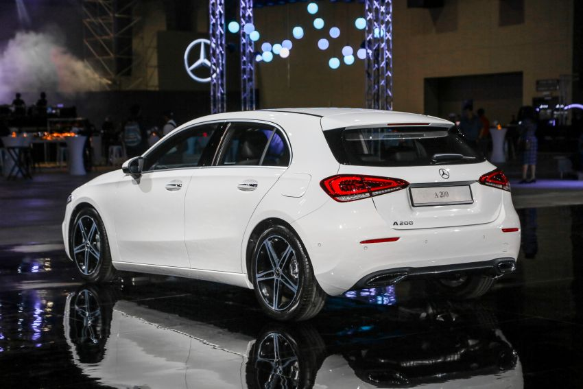 W177 Mercedes-Benz A-Class launched in Malaysia – A200 Progressive Line, A250 AMG Line, from RM228k Image #874883