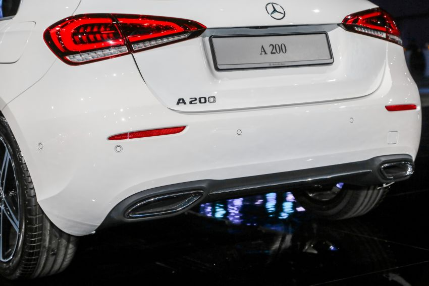 W177 Mercedes-Benz A-Class launched in Malaysia – A200 Progressive Line, A250 AMG Line, from RM228k Image #874885