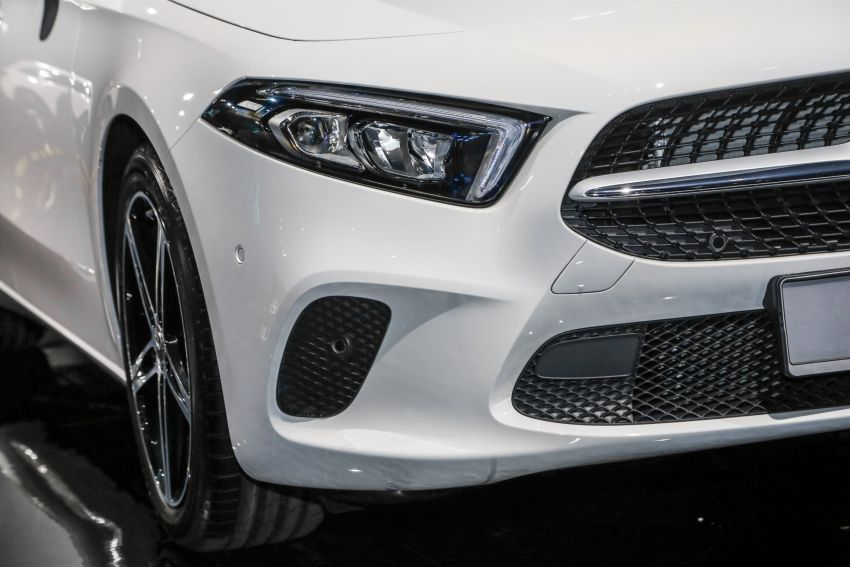 W177 Mercedes-Benz A-Class launched in Malaysia – A200 Progressive Line, A250 AMG Line, from RM228k Image #874878