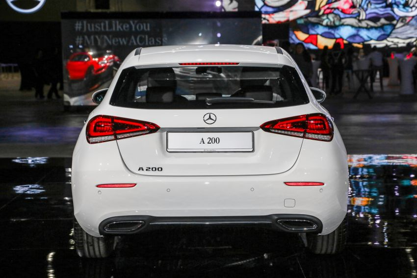 W177 Mercedes-Benz A-Class launched in Malaysia – A200 Progressive Line, A250 AMG Line, from RM228k Image #874881