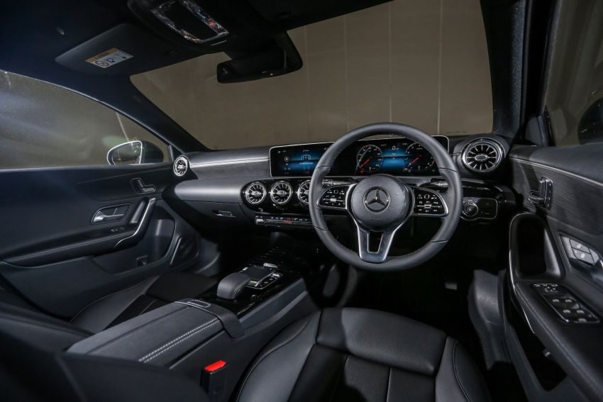 W177 Mercedes-Benz A-Class launched in Malaysia – A200 Progressive Line, A250 AMG Line, from RM228k Image #874856