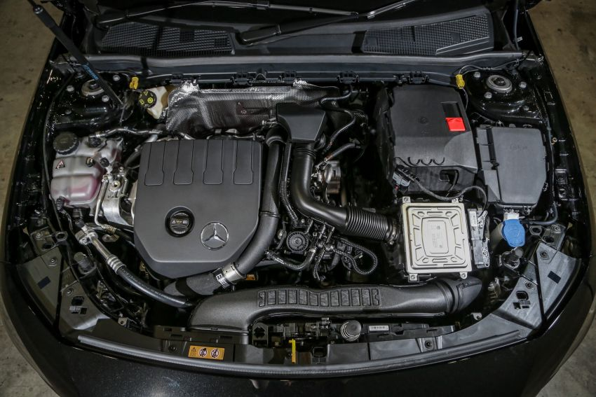 W177 Mercedes-Benz A-Class launched in Malaysia – A200 Progressive Line, A250 AMG Line, from RM228k Image #874865