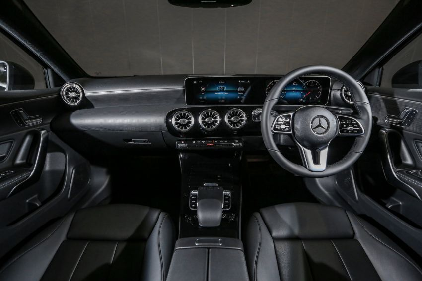 W177 Mercedes-Benz A-Class launched in Malaysia – A200 Progressive Line, A250 AMG Line, from RM228k Image #874857
