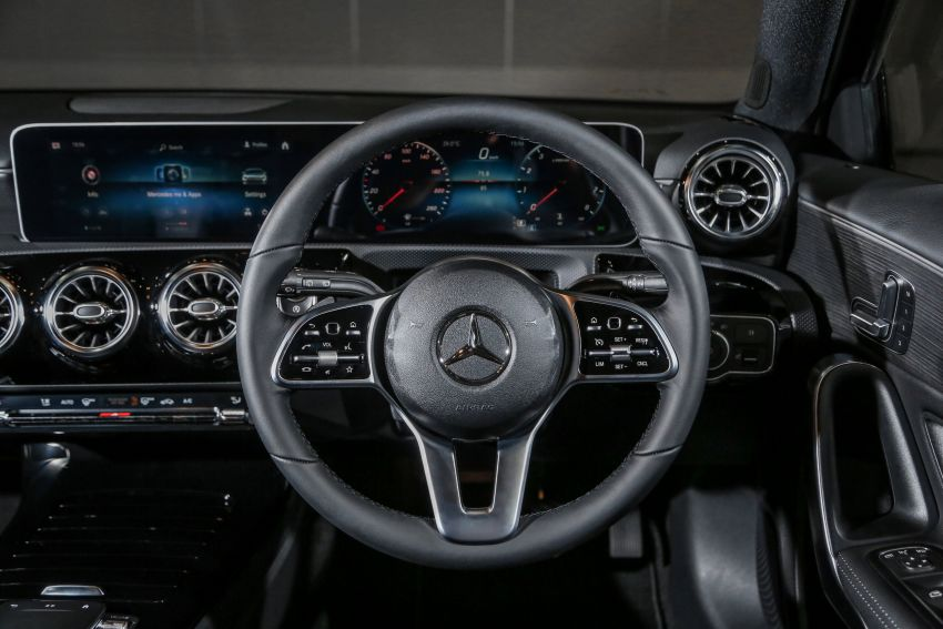 W177 Mercedes-Benz A-Class launched in Malaysia – A200 Progressive Line, A250 AMG Line, from RM228k Image #874858