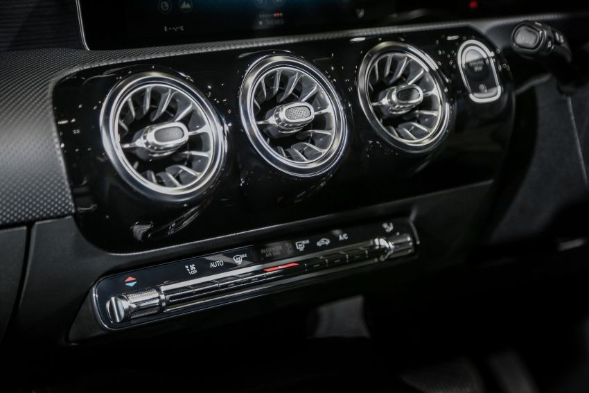 W177 Mercedes-Benz A-Class launched in Malaysia – A200 Progressive Line, A250 AMG Line, from RM228k Image #874860