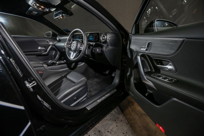 W177 Mercedes-Benz A-Class launched in Malaysia – A200 Progressive Line, A250 AMG Line, from RM228k Image #874862