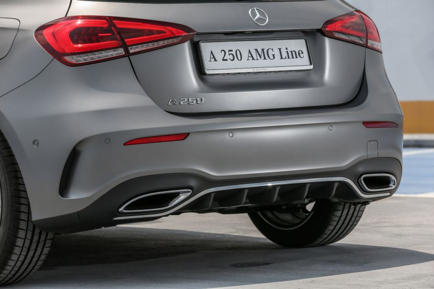 W177 Mercedes-Benz A-Class launched in Malaysia – A200 Progressive Line, A250 AMG Line, from RM228k Image #874758
