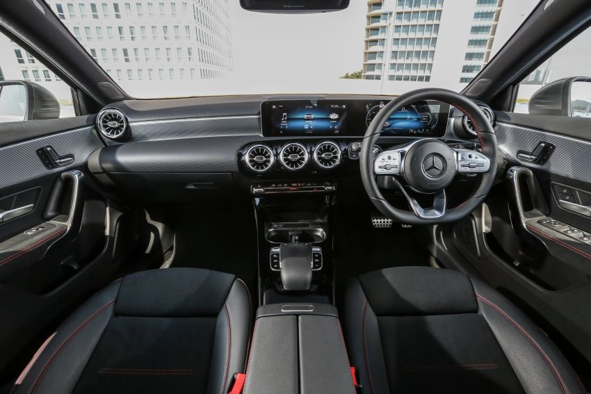W177 Mercedes-Benz A-Class launched in Malaysia – A200 Progressive Line, A250 AMG Line, from RM228k Image #874759