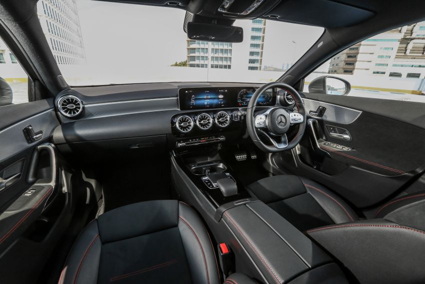 W177 Mercedes-Benz A-Class launched in Malaysia – A200 Progressive Line, A250 AMG Line, from RM228k Image #874760