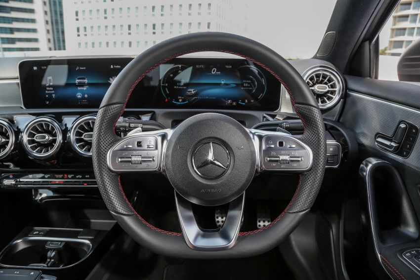 W177 Mercedes-Benz A-Class launched in Malaysia – A200 Progressive Line, A250 AMG Line, from RM228k Image #874762