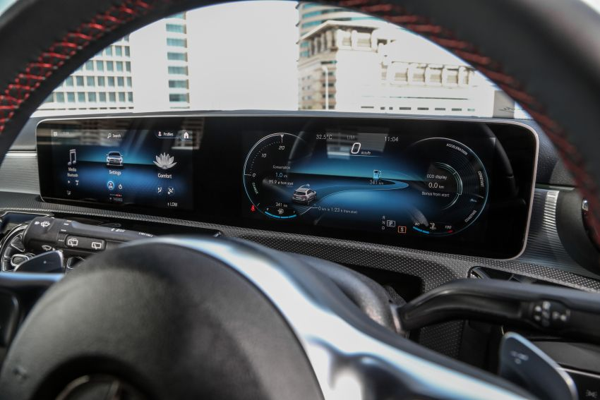W177 Mercedes-Benz A-Class launched in Malaysia – A200 Progressive Line, A250 AMG Line, from RM228k Image #874763
