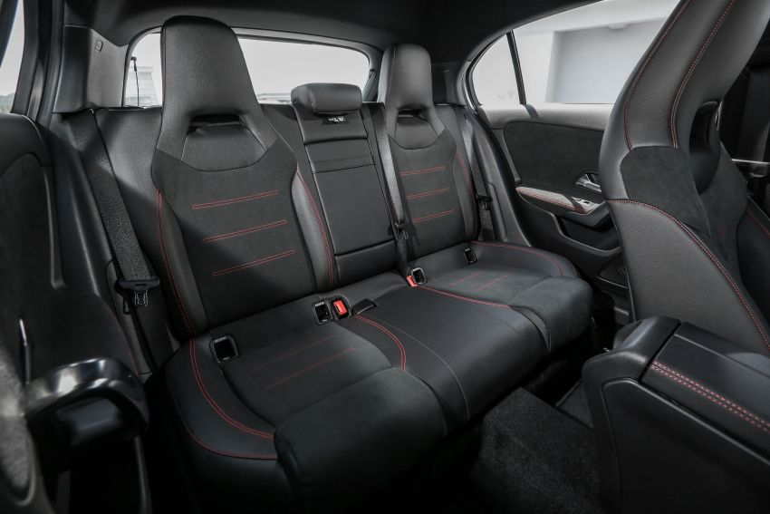 W177 Mercedes-Benz A-Class launched in Malaysia – A200 Progressive Line, A250 AMG Line, from RM228k Image #874774