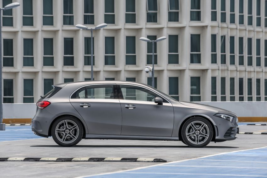 W177 Mercedes-Benz A-Class launched in Malaysia – A200 Progressive Line, A250 AMG Line, from RM228k Image #874753