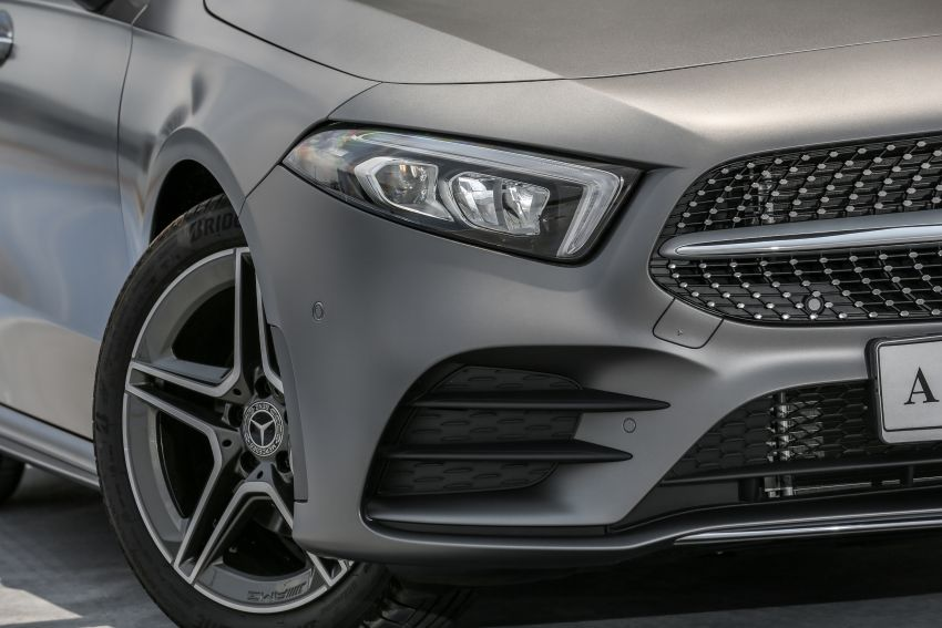 W177 Mercedes-Benz A-Class launched in Malaysia – A200 Progressive Line, A250 AMG Line, from RM228k Image #874754