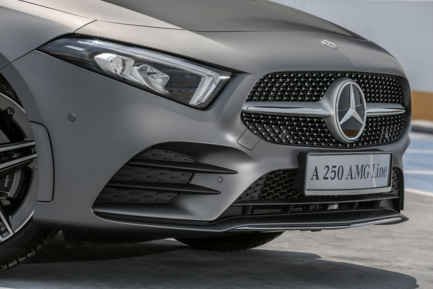 W177 Mercedes-Benz A-Class launched in Malaysia – A200 Progressive Line, A250 AMG Line, from RM228k Image #874755