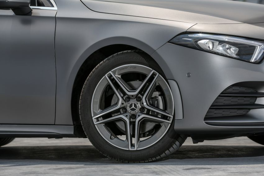 W177 Mercedes-Benz A-Class launched in Malaysia – A200 Progressive Line, A250 AMG Line, from RM228k Image #874756
